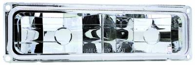 Headlights & Tail Lights - Corner Lights - In Pro Carwear - Chevrolet Suburban IPCW Park Signals - Front - 1 Pair - CWC-CE13