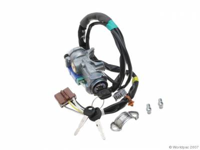 Factory OEM Auto Parts - Electrical System Parts - OEM - Ignition Lock Assembly