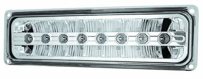 Headlights & Tail Lights - Corner Lights - In Pro Carwear - Chevrolet Suburban IPCW LED Park Signals - Front - 1 Pair - LEDC-303C