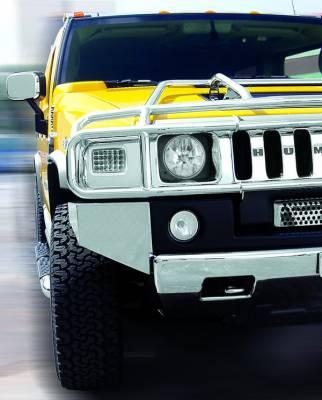 Headlights & Tail Lights - Corner Lights - In Pro Carwear - Hummer H2 IPCW LED Parking Lights - 1 Pair - LEDC-348C