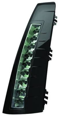 Headlights & Tail Lights - Corner Lights - In Pro Carwear - GMC Yukon IPCW Upper Quarter Light - LED - 1 Pair - LEDT-313CS