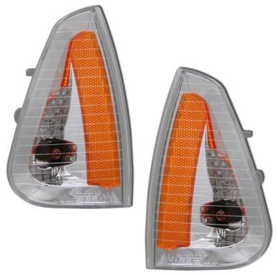 Headlights & Tail Lights - Corner Lights - MotorBlvd - Dodge Corner Lights