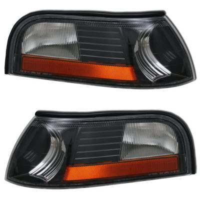 Headlights & Tail Lights - Corner Lights - MotorBlvd - Mercury Corner Lights