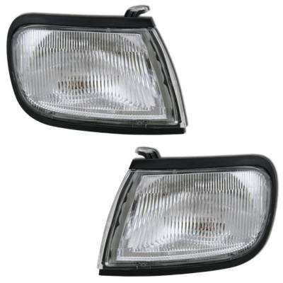 Headlights & Tail Lights - Corner Lights - MotorBlvd - Nissan Corner Lights