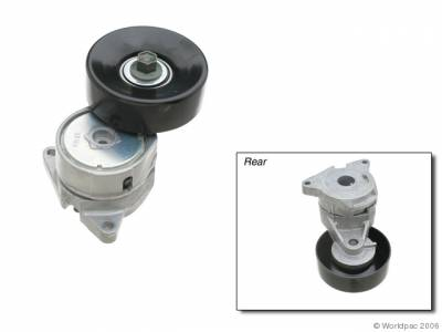Factory OEM Auto Parts - OEM Engine and Transmission Parts - OEM - Acc Belt Tensioner Assy