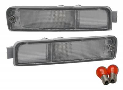 Headlights & Tail Lights - Corner Lights - MotorBlvd - Nissan Pathfinder Corner Lights
