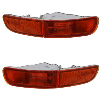 Headlights & Tail Lights - Corner Lights - MotorBlvd - Geo Corner Lights