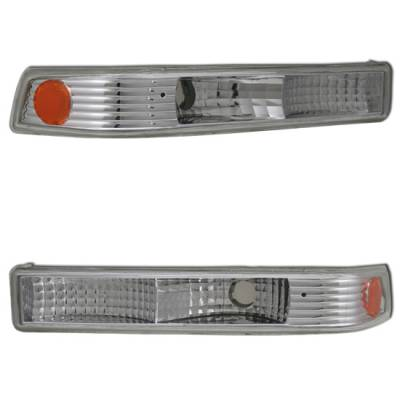 Headlights & Tail Lights - Corner Lights - MotorBlvd - Chevrolet Corner Lights