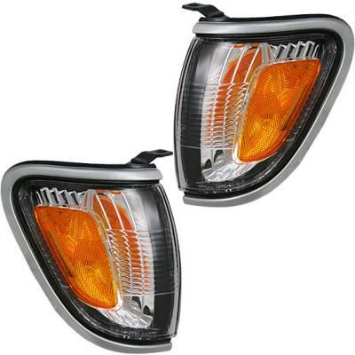 Headlights & Tail Lights - Corner Lights - MotorBlvd - Toyota Corner Lights