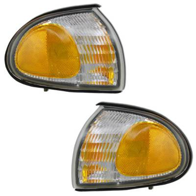 Headlights & Tail Lights - Corner Lights - MotorBlvd - Ford Corner Lights