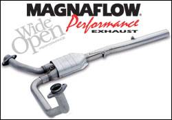 Exhaust - Crossover Pipes - MagnaFlow - MagnaFlow Transition Tru-X Crossover Pipe - 15476