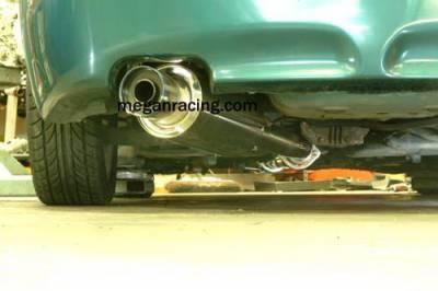 Exhaust - Custom Fit Exhaust - Megan Racing - Eagle Talon Megan Racing Turbo Series Cat-Back System - MR-CBS-ME95GSX