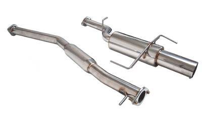 Exhaust - Custom Fit Exhaust - Megan Racing - Nissan 240SX Megan Racing NA Series Cat-Back Exhaust System - MR-CBS-NS1425