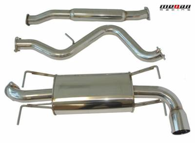 Exhaust - Custom Fit Exhaust - Megan Racing - Subaru WRX Megan Racing OE-RS Series Cat-Back System - MR-CBS-SI085D30