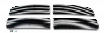 Grilles - Custom Fit Grilles - Lund - Nissan Frontier Lund Grille - 84049