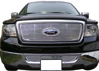 Grilles - Custom Fit Grilles - Lund - Chevrolet Colorado Lund Grille - 89019