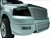 Grilles - Custom Fit Grilles - Lund - Nissan Titan Lund Framed Perimeter Grille - 3PC - 89062