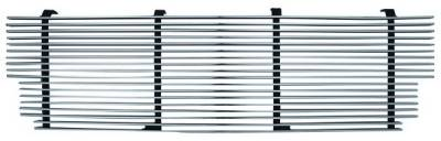 Grilles - Custom Fit Grilles - In Pro Carwear - Ford Ranger IPCW Billet Grille - Cut-Out - CWBG-0104RG