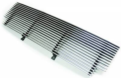 Grilles - Custom Fit Grilles - In Pro Carwear - Ford Ranger IPCW Billet Grille - Cut-Out - CWBG-012RG