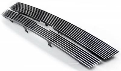 Grilles - Custom Fit Grilles - In Pro Carwear - Chevrolet Trail Blazer IPCW Billet Grille - Cut-Out - CWBG-0205TB