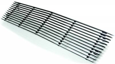 Grilles - Custom Fit Grilles - In Pro Carwear - GMC S15 IPCW Billet Grille - Cut-Out - CWBG-82GMCS10