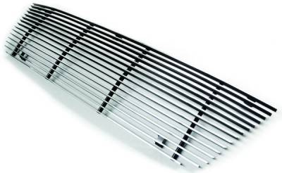 Grilles - Custom Fit Grilles - In Pro Carwear - Ford E-Series IPCW Billet Grille - Cut-Out - CWBG-9203VAN
