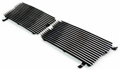 Grilles - Custom Fit Grilles - In Pro Carwear - Dodge Durango IPCW Billet Grille - Cut-Out - CWBG-9703DK