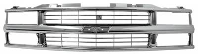 Grilles - Custom Fit Grilles - In Pro Carwear - Dodge Durango In Pro Carwear Grille - CWG-DG2607F0C