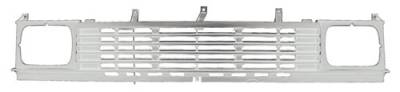 Grilles - Custom Fit Grilles - In Pro Carwear - Toyota Pickup In Pro Carwear Grille - CWG-TY2107V