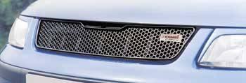 Grilles - Custom Fit Grilles - Kamei - VW Passat Kamei Sport grille - black honeycomb design