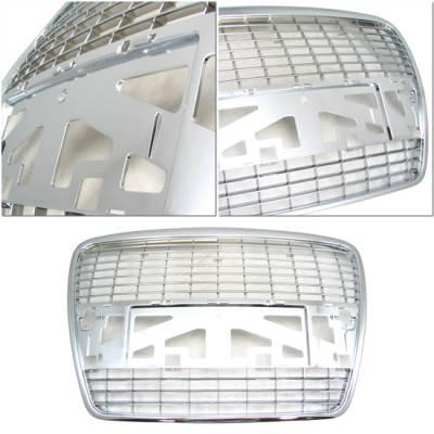 Grilles - Custom Fit Grilles - MotorBlvd - Audi Grille