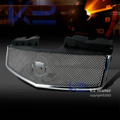 Grilles - Custom Fit Grilles - K2 - CTS Wire Mesh Grille