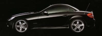 Lorinser - Mercedes-Benz SLK Lorinser Rear Decklid Spoiler - 488 0171 30 - Image 2