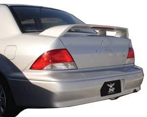 Spoilers - Custom Wing - JSP - Mitsubishi Lancer JSP Paintable Wings - 17243