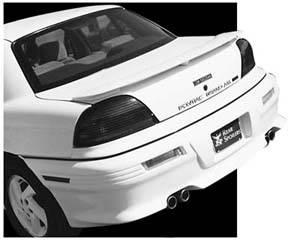 Spoilers - Custom Wing - JSP - Pontiac Grand Am JSP OEM Style Paintable Wings - 63217