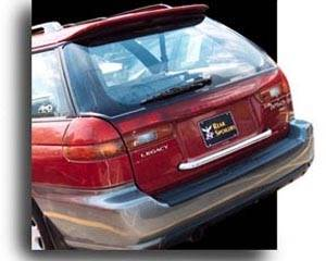 Spoilers - Custom Wing - JSP - Subaru Legacy JSP OEM Style Paintable Wings - 68307