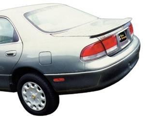 Spoilers - Custom Wing - JSP - Mazda 626 JSP Paintable Wings - OEM - 75201
