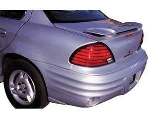 Spoilers - Custom Wing - JSP - Pontiac Grand Am JSP OEM Style Paintable Wings - 88303