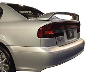 Spoilers - Custom Wing - JSP - Subaru Legacy JSP Paintable Wings - 97201