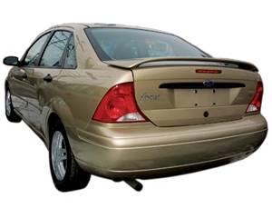 Spoilers - Custom Wing - JSP - Ford Focus JSP OEM Style Paintable Wings - 97210