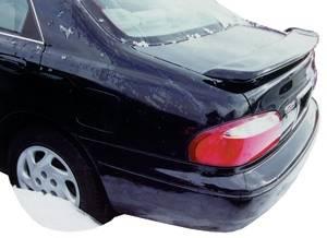 Spoilers - Custom Wing - JSP - Mazda 626 JSP Paintable Wings - 97219
