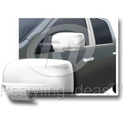 Ram - Mirrors - Restyling Ideas - Dodge Ram Restyling Ideas Mirror Cover