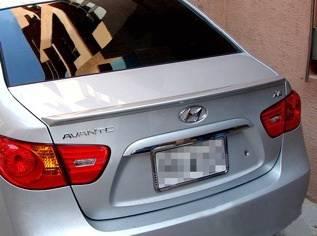 Spoilers - Custom Wing - JSP - Hyundai Elantra JSP Lip Spoiler - 318022