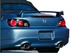 Spoilers - Custom Wing - JSP - Honda S2000 JSP Spoiler - 339081