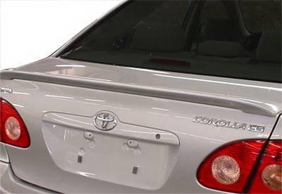 Spoilers - Custom Wing - JSP - Toyota Corolla JSP Lip Spoiler - 342007