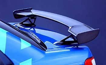 Spoilers - Custom Wing - Megan Racing - Subaru WRX Megan Racing Carbon Fiber Spoiler - CFS-STI