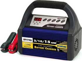 Factory OEM Auto Parts - Electrical System Parts - OEM - Battery Charger