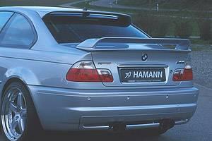 Hamann - E46 Dtm Twin Rear Spoiler Racing