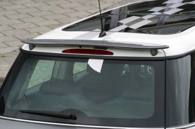 Spoilers - Custom Wing - Hamann - Roof Spoiler