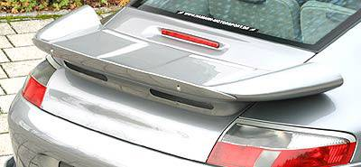 Spoilers - Custom Wing - Hamann - Rear Wing